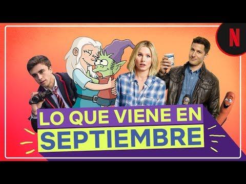 Estos son los estrenos de septiembre | Netflix