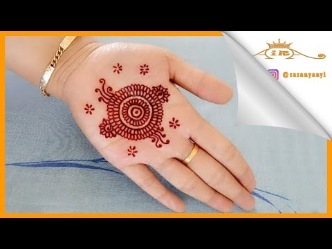Simple Henna Tattoo Mehndi By Rara Henna By Rara Aira