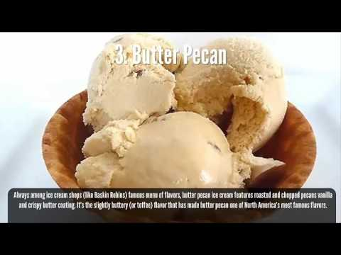 Top 10 Best Ice Cream Brands Name List In The World
