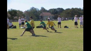 Cal Poly Pomona Ultimate Frisbee Highlights UCSD