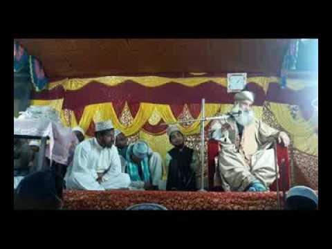 6-part  Peere tarikat Sayed Muhammad Jalaluddin Asraf Asrafi (Dahuka Conference)