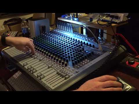 In The Mix:  Episode 15 - Analog Summing through a Soundcraft Signature Console
