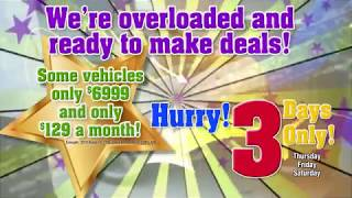 Mitchell Buick GMC Pre-Owned Surplus Sell-Off