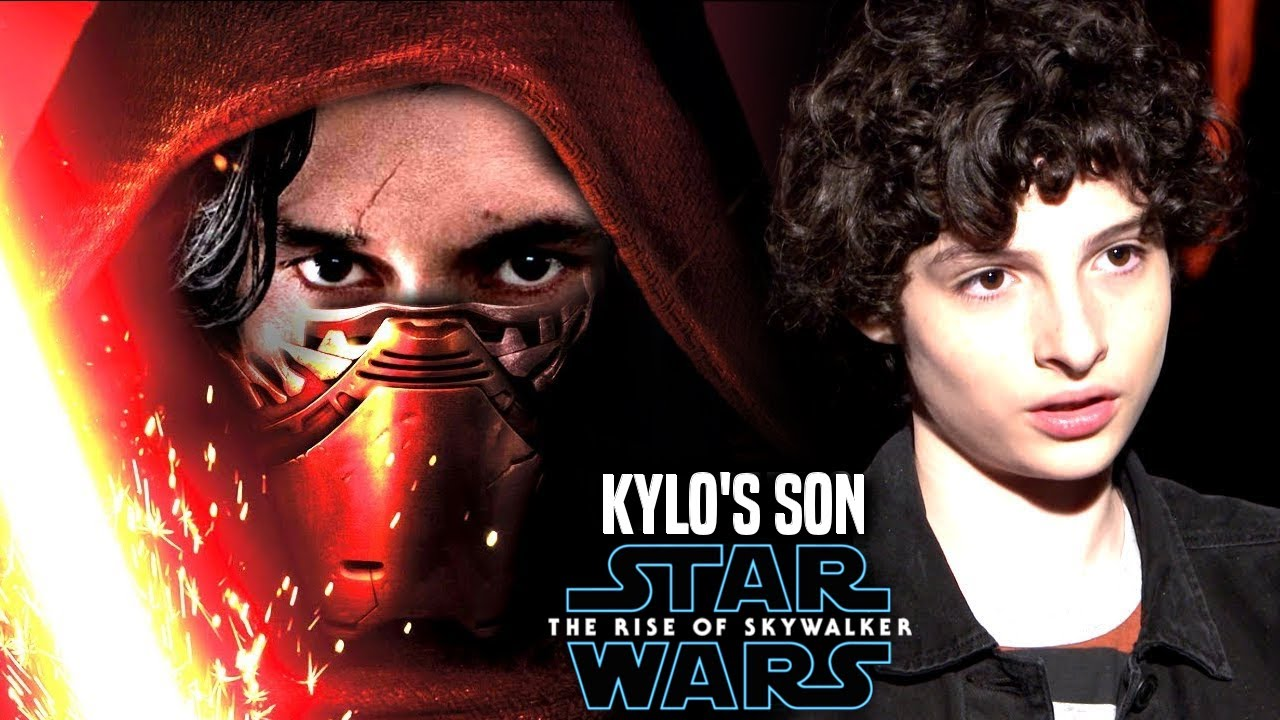 The Rise Of Skywalker Kylo Ren S Son Leaked Hint Revealed Star Wars Episode 9 Youtube