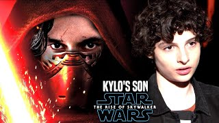 The Rise Of Skywalker Kylo Ren's Son! Leaked Hint Revealed (Star Wars Episode 9)