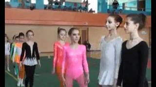 Спорт гимнастика