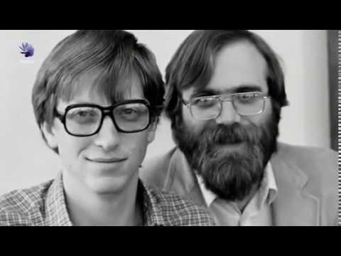 Historia de Microsoft - Bill Gates y Paul Allen