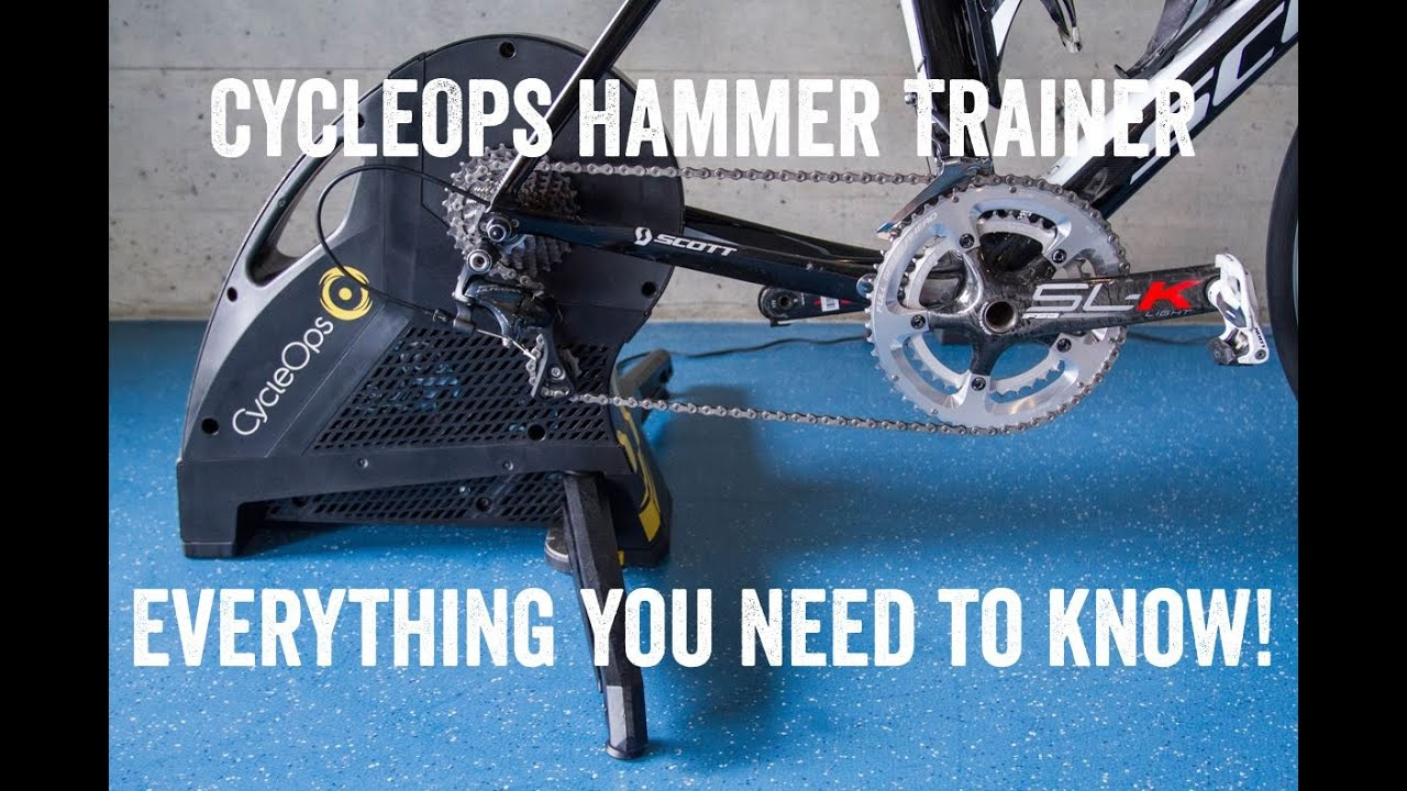 6eee451ac7f CycleOps Hammer Trainer: Everything you ever wanted to know! - YouTube