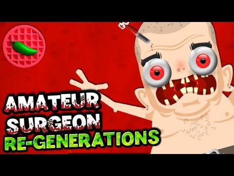 EXTRACTING CROW JUNK & MORE! -- Amateur Surgeon 4: Re-Generations (Part #37) (Android Phone Game)