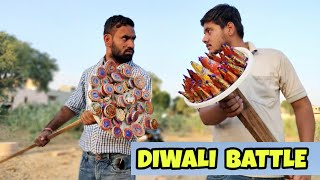 World's biggest firecrackers battle || Biggest Battle || Diwali Special ||