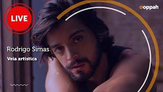 LIVE - Rodrigo Simas (Veia artística) | Ooppah PLAY