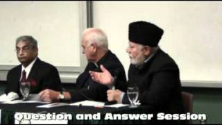 Ahmadiyya Muslim Community - Nova Scotia - Interfaith Symposium - Part 11
