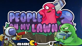 People on my Lawn 3 Complete Walkthrough 3 Stars Level 15-29