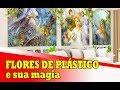 FLORES DE PLÁSTICO E SUA MAGIA - WICCA E MAGIA #066