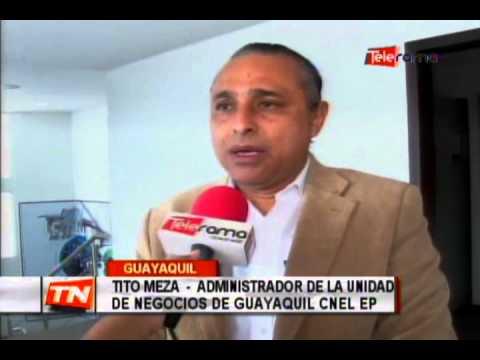 CNEL EP realizó jornada de prevención ante fenómeno del El Niño