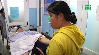 Bị nữ tài xế lái BMW đâm, nhân viên ngân hàng vẫn đang nguy kịch| VTC14