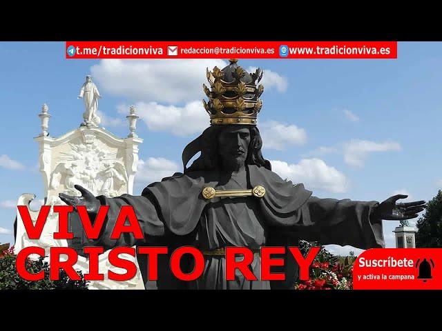 ¡¡VIVA CRISTO REY!!