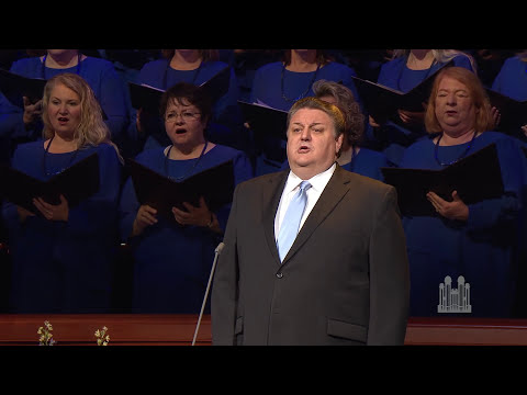 The Holy City - Stanford Olsen and the Mormon Tabernacle Choir