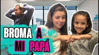 Download lagu Una Fan y Yo Le Hicimos una broma a mi papá MP3