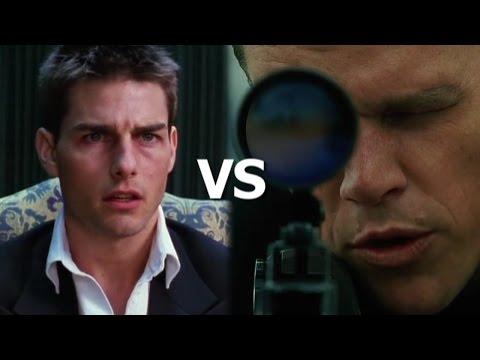 Jason Bourne VS. Ethan Hunt