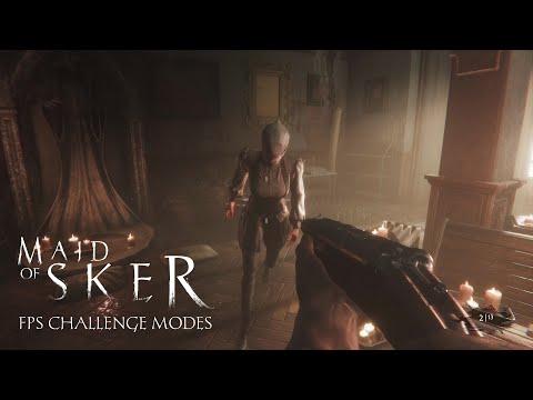 Maid of Sker - Next-Gen Update & FPS Challenge Modes