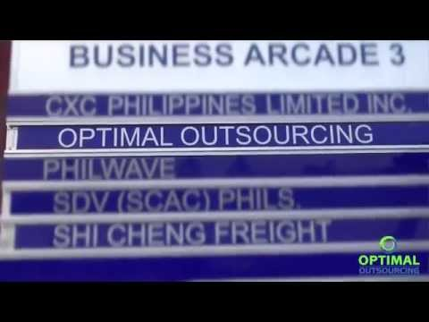 Optimal Outsourcing