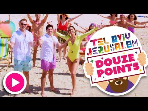 Tel Aviv - 12 Points | Jerusalem - Douze Points  - Book your Trip Now!