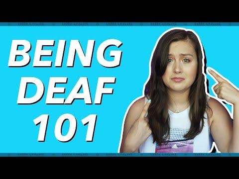 Q&A: Deaf Awareness Week   closed captioned