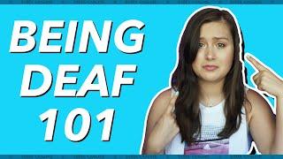 Q&A: Deaf Awareness Week | closed captioned