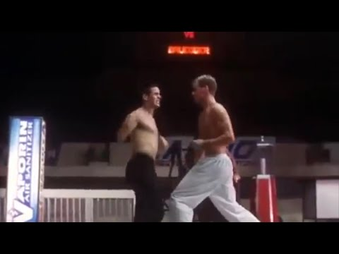 "Pure Fight Scenes: Matt Mullins (2) ""Bloodfist 2050"""