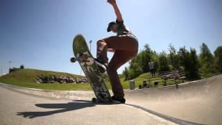 Maxime Potvin Skate Pool 2013