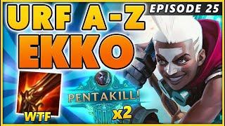 *DOUBLE PENTAKILL* LONG RANGE ONE-SHOTS ( URF A-Z EPISODE 25) - BunnyFuFuu | URF