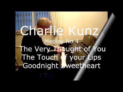 Charlie Kunz Medley 4 - Piano Solo
