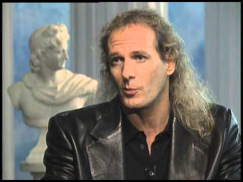 Michael Bolton talks about his film Hercules