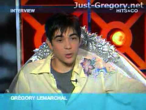 2005-04-24 - Hit & Co -  Interview (Grégory Lemarchal)