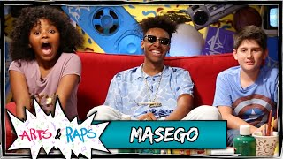 Masego: What's Your Favorite Song You Sing? | Arts & Raps