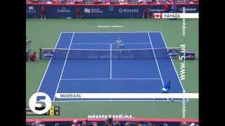 видео Тай-брейк теннисных вопросов