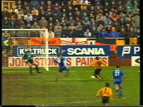 Wolves v Leicester City, FA Cup 5th Round, 18th February 1995