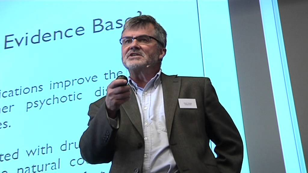 Robert Whitaker: En global epidemis anatomi -- langsigtede effekter af psykofarmaka -- 1.del