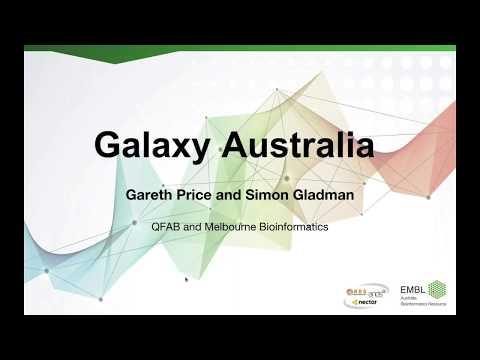 20180614 EMBL-ABR Webinar: Galaxy Australia