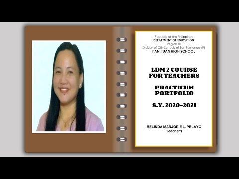 Download My Very Own LDM2 Practicum Portfolio SY 2020-2021