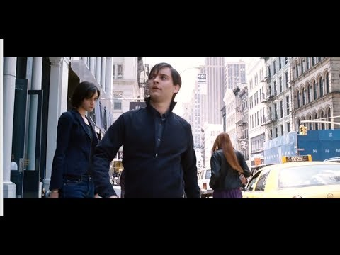 Spider-Man 3 Emo Peter Parker Dance (En français)