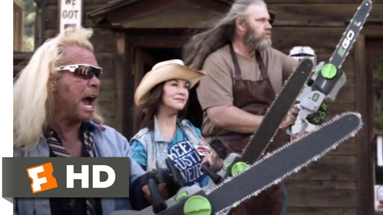 Download Sharknado: The 4th Awakens (2016) - Chainsaws vs. Tornado Scene (4/10) | Movieclips