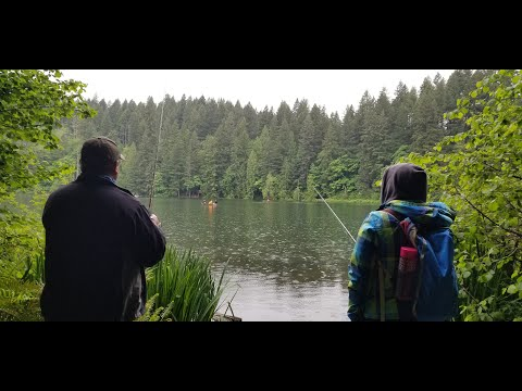 Battle Ground Lake Fishing