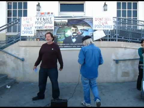 SAVE THE VENICE POST OFFICE PART 2