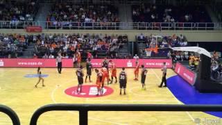 Rostock Seawolves vs Hamburg Towers