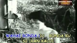 """PERIGI BIRU (KARAOKE) lagu petikan filem """"Bawang Putih Bawang Merah"""""""