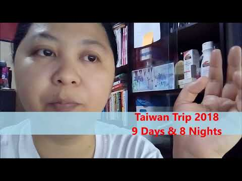 Taiwan Trip 2018   The Planning Stage   Booking a Flight ticket and Accommodation