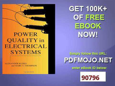 Power Quality Ebook