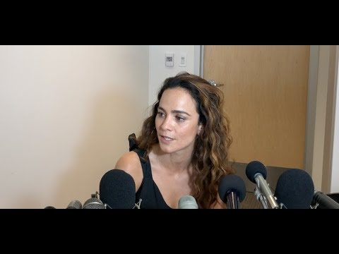 Alice Braga Discusses Dreams of Working In Mexico And Chile